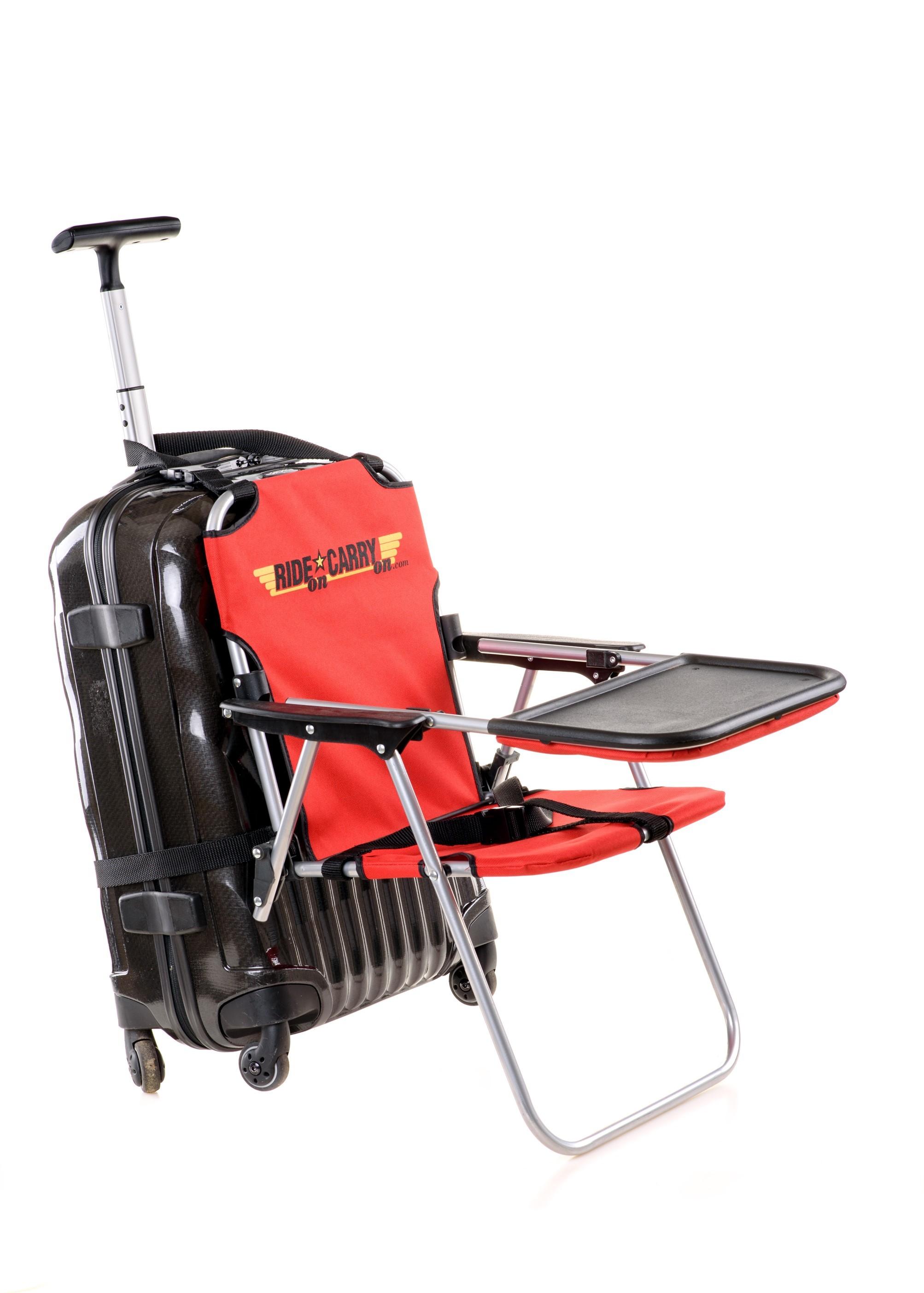 Rød stol